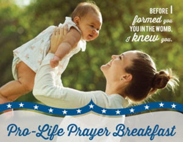 Prayer Bfast Image