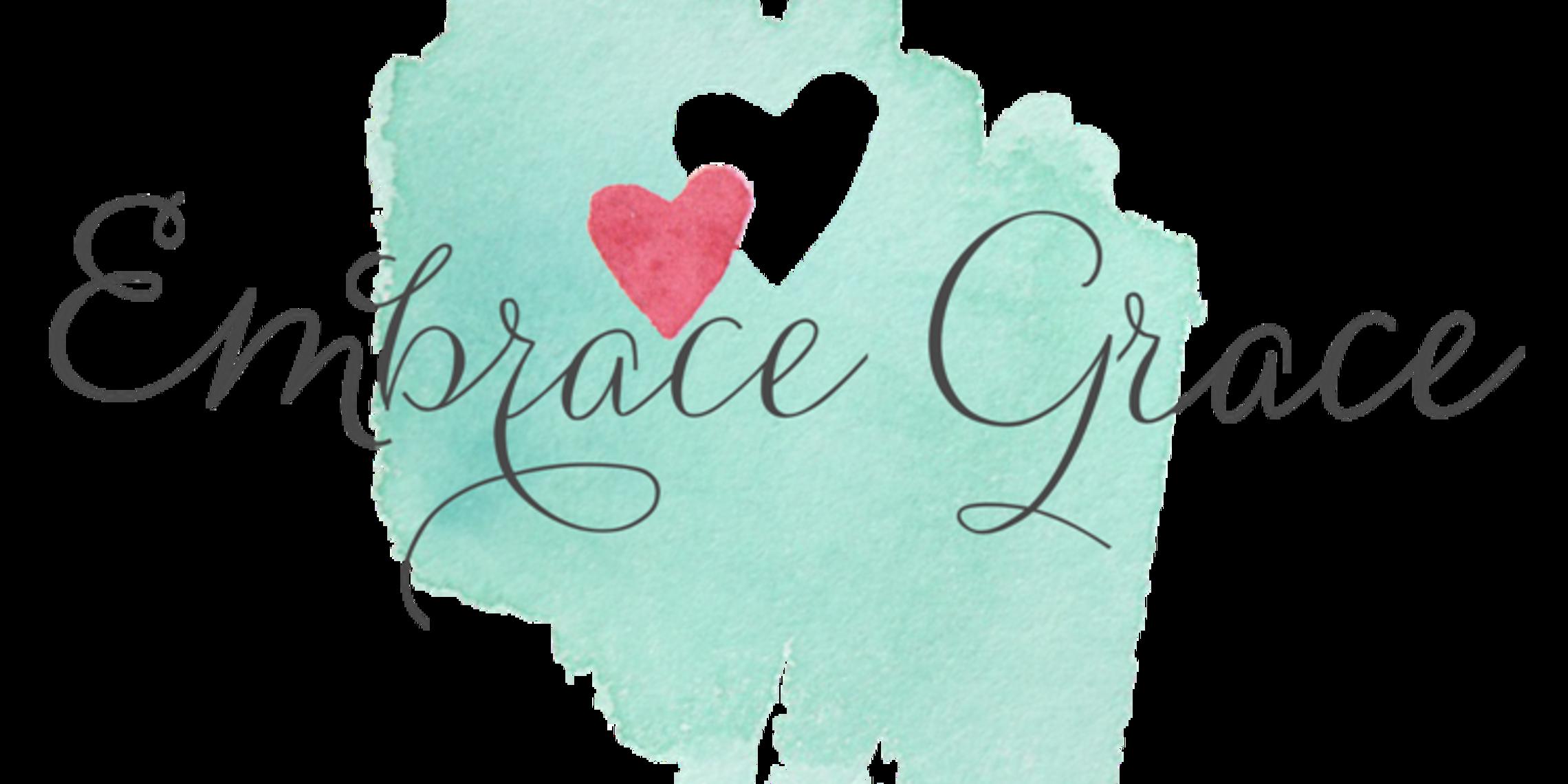 Smaller Embrace Grace Logo